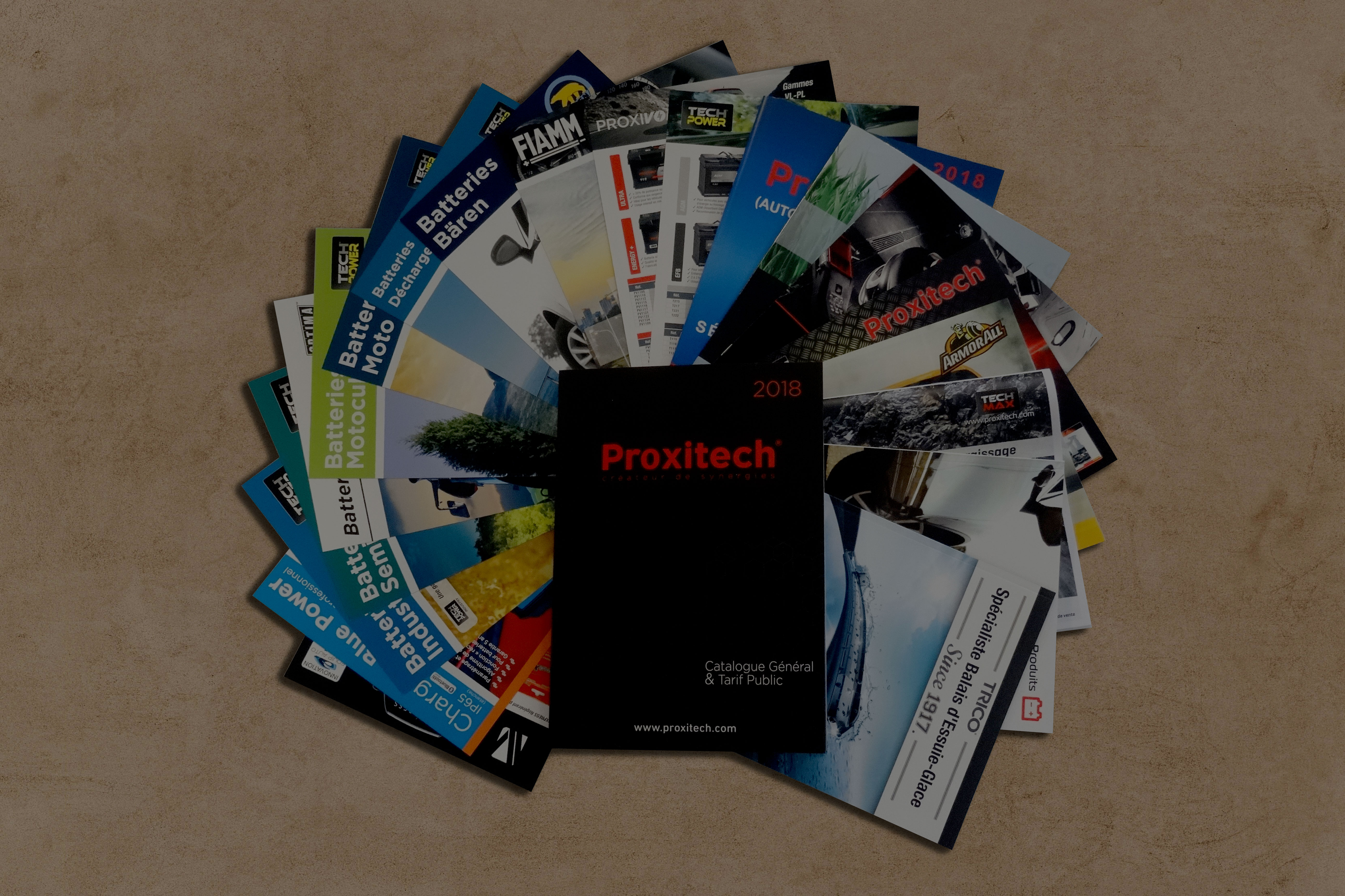 Ensemble Docs Proxitech