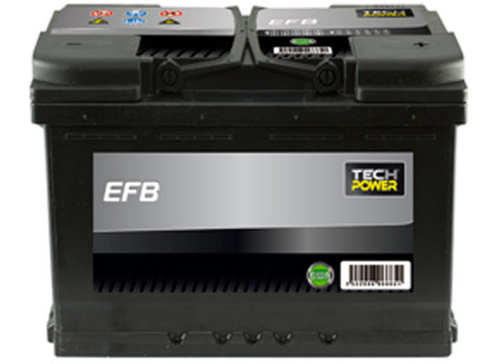 batteries EFB
