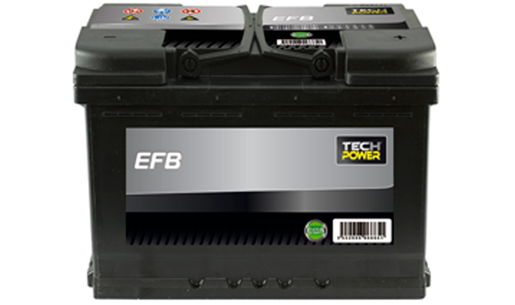 batteries EFB