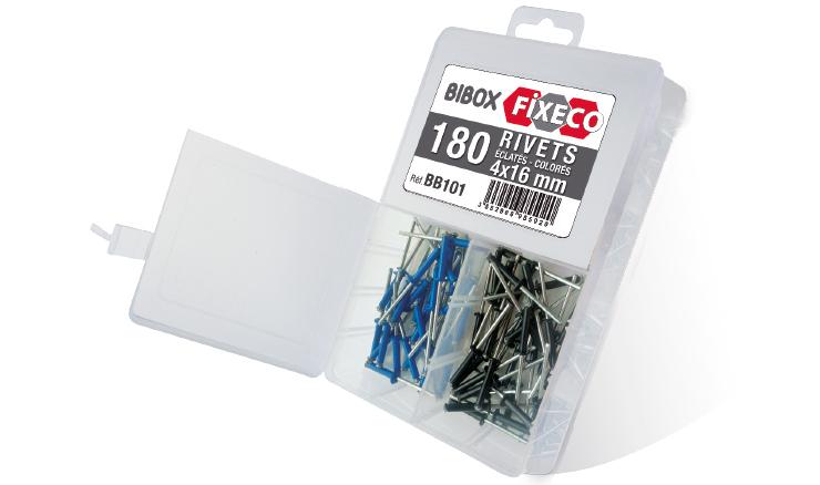 Fixeco rivets bibox