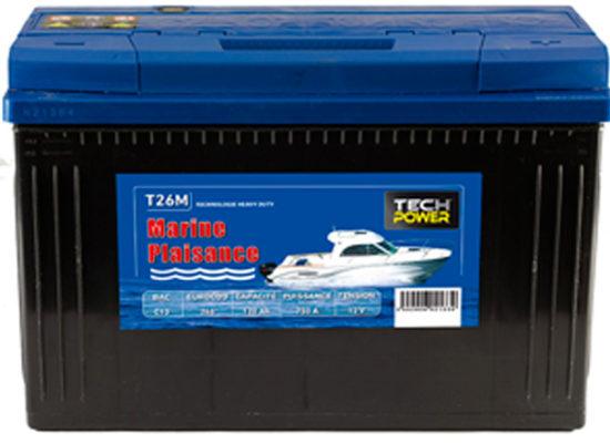 batteries Marine plaisance