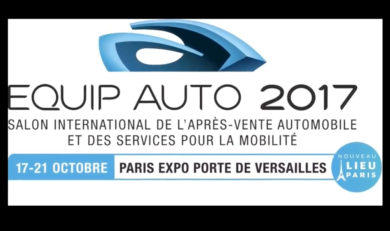 actualités Equip Auto 2017