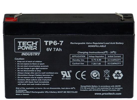 batteries Stationnaire TP