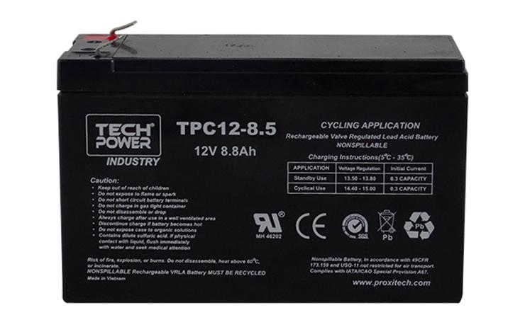 batteries Stationnaire TPC