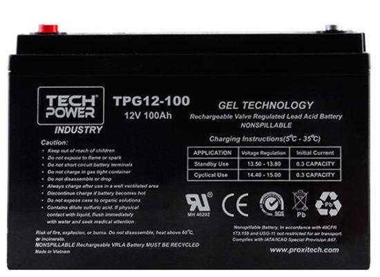 batteries Stationnaire TPG