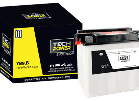 batteries moto avec entretien