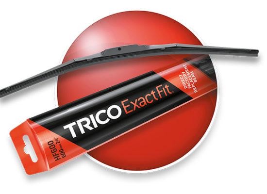 Trico Exactfit balais d'essuie-glace spécifiques avant et arrière