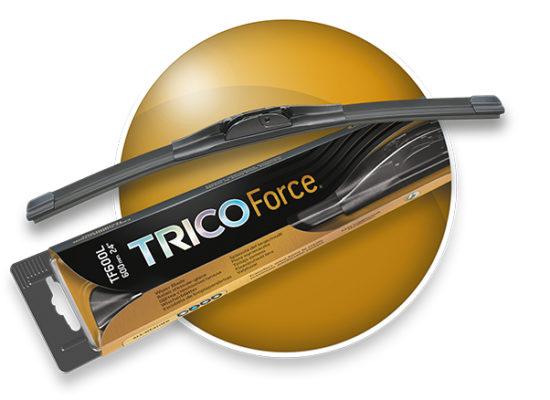 Trico Force balais d'essuie-glace avant