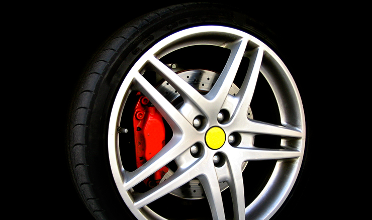 REPARATION du pneu