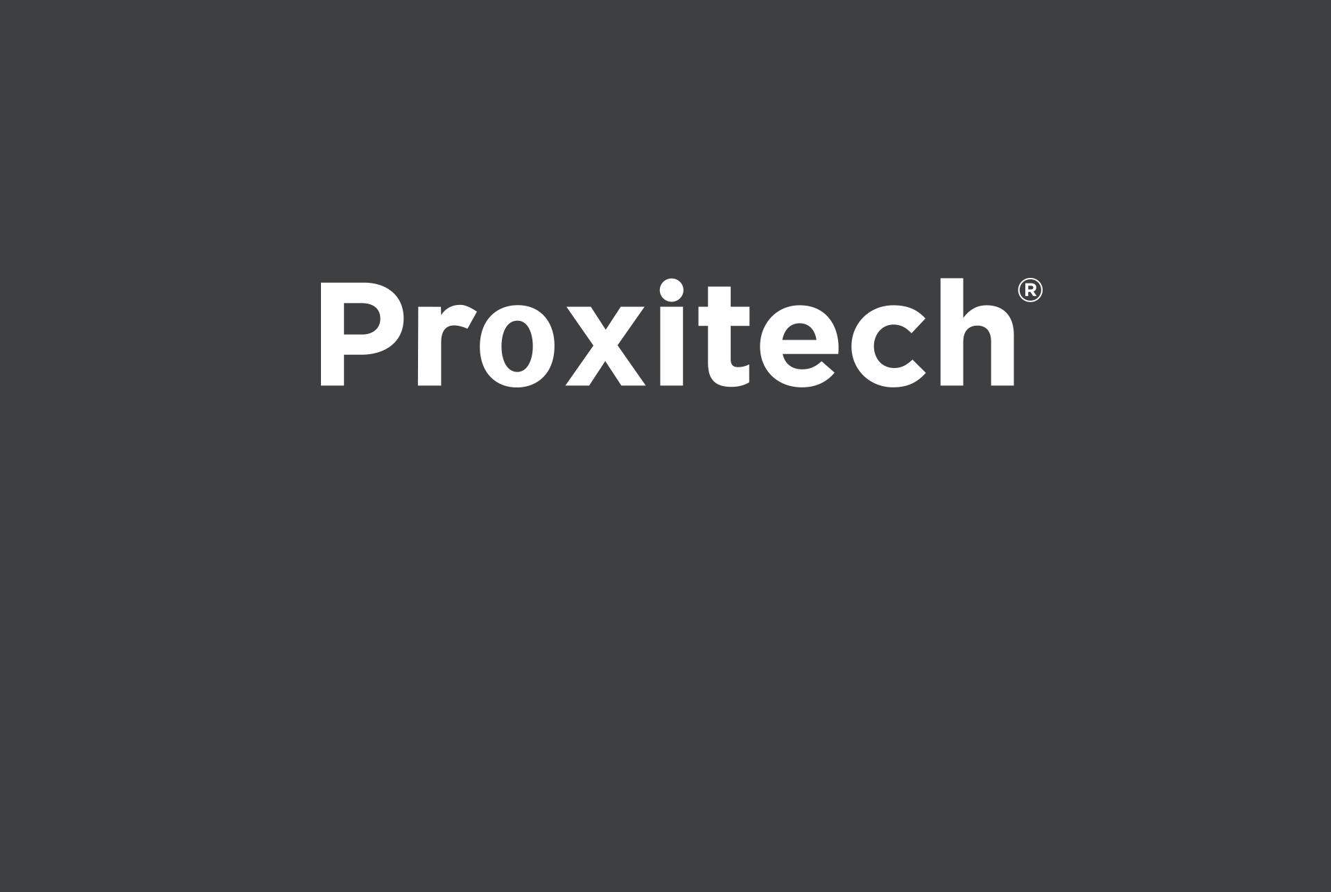 logo Proxitech blanc