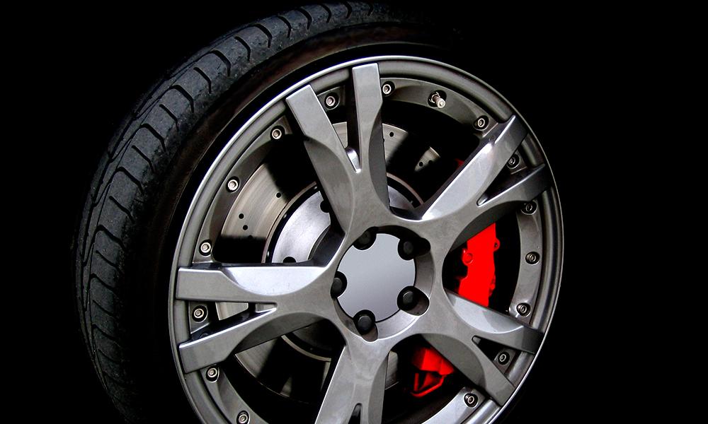 TECH réparation du pneu, valverie