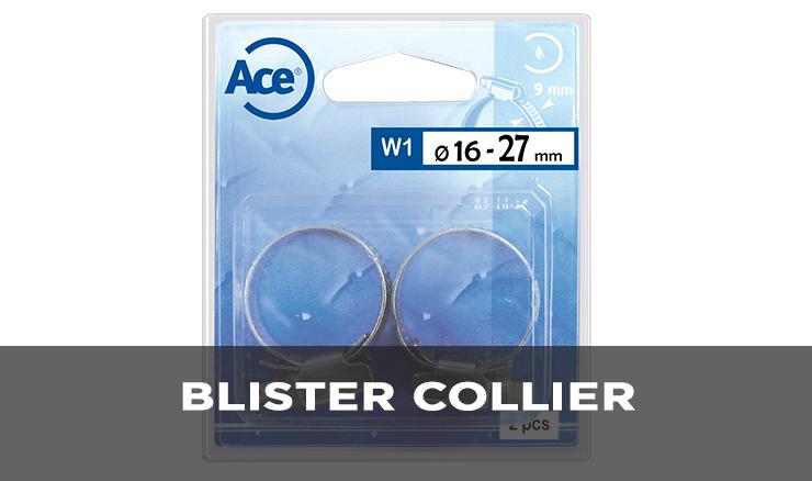 BLISTER COLLIER
