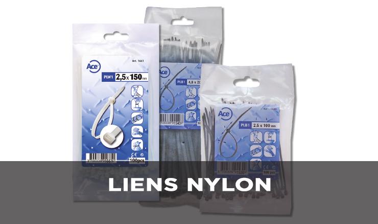 LIENS NYLON