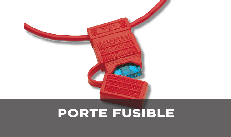 PORTE FUSIBLE