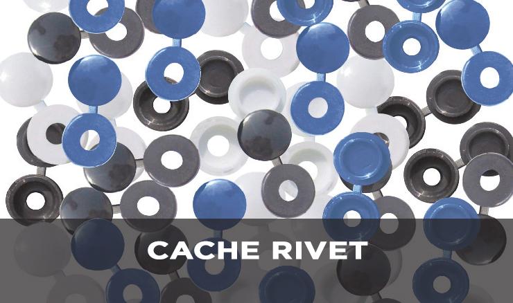 CACHE RIVET