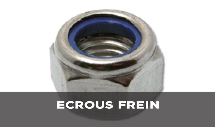 ECROUS FREIN