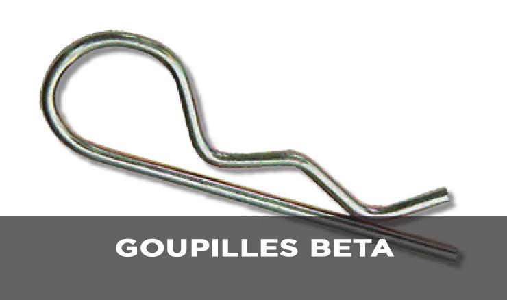 GOUPILLES BETA