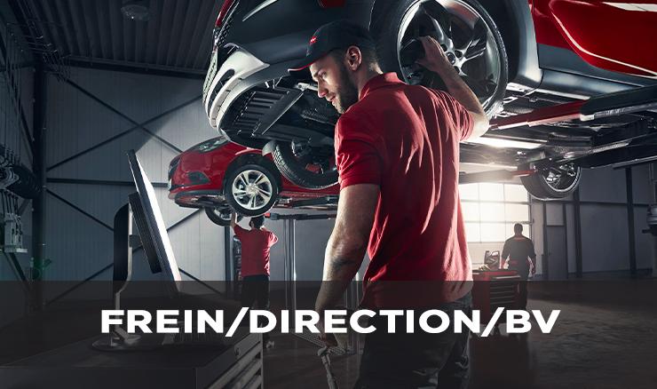 FREIN/DIRECTION/BV