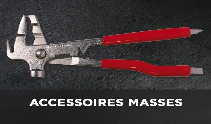 ACCESSOIRES MASSES