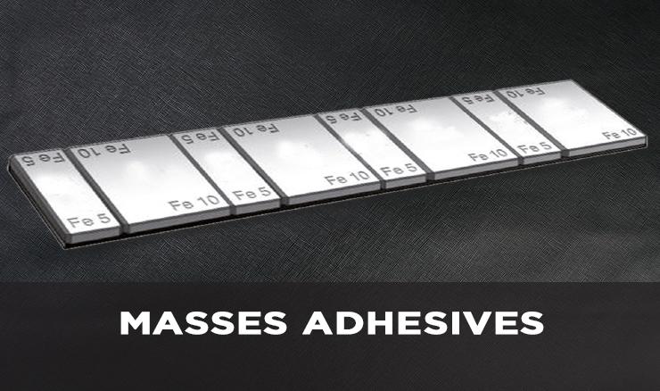 MASSES ADHESIVES