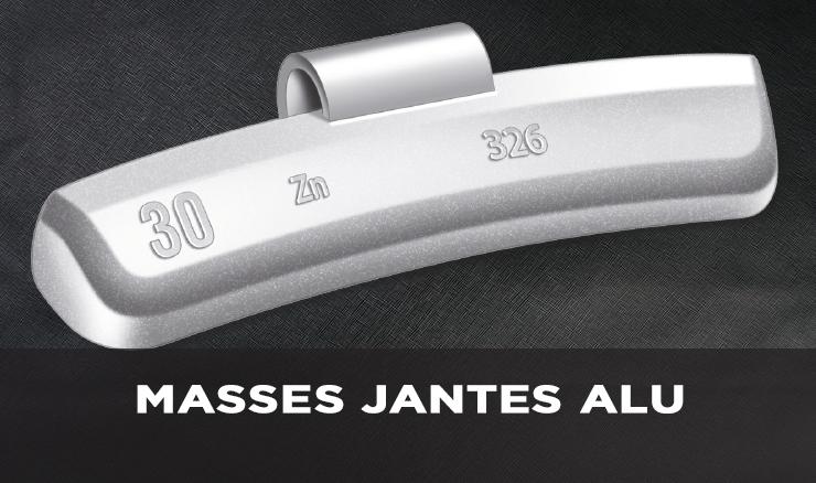 MASSES JANTES ALU