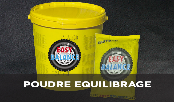 POUDRE EQUILIBRAGE