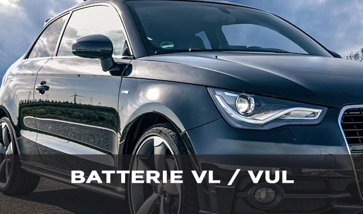 BATTERIE VL / VUL