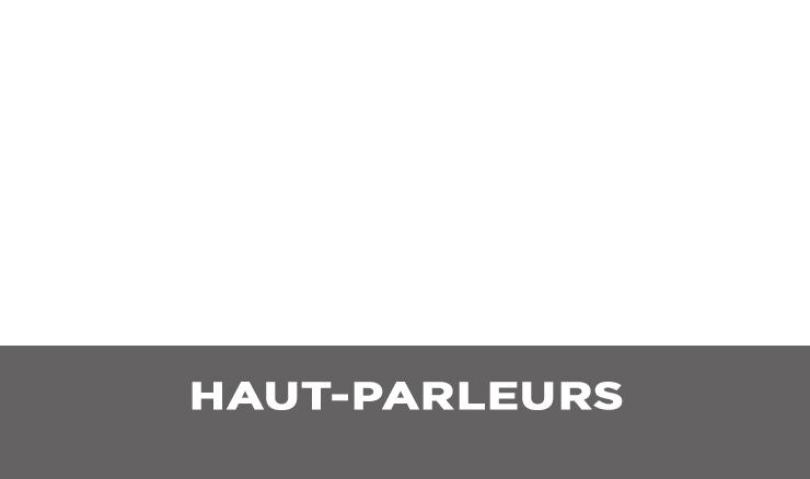 HAUT-PARLEURS