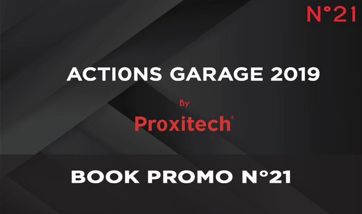 ACTIONS GARAGE 2019