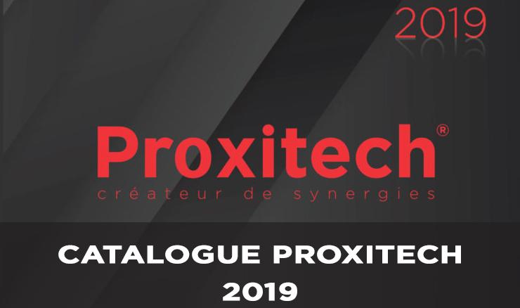 CATALOGUES PROXITECH 2019