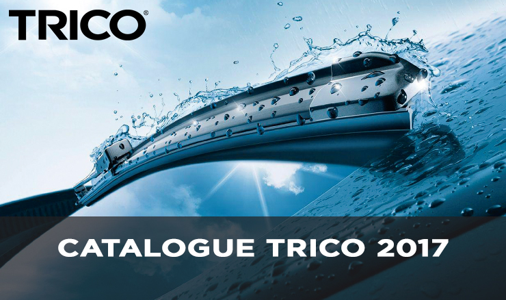 CATALOGUES TRICO 2017