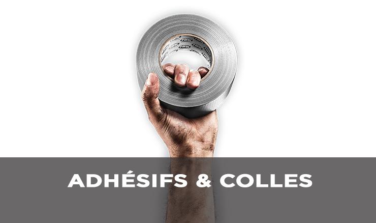 ADHÉSIFS & COLLES