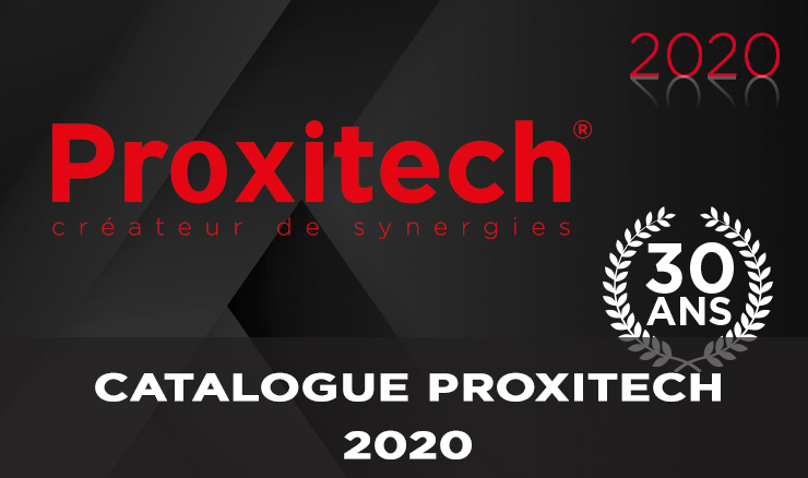 CATALOGUES PROXITECH 2020