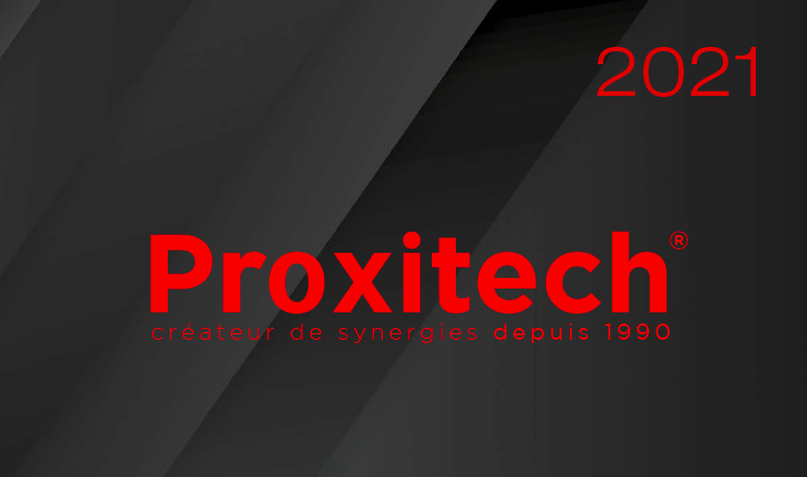 CATALOGUES PROXITECH 2021